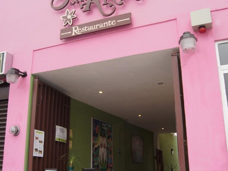 Restaurantes for Restaurante casa jardin
